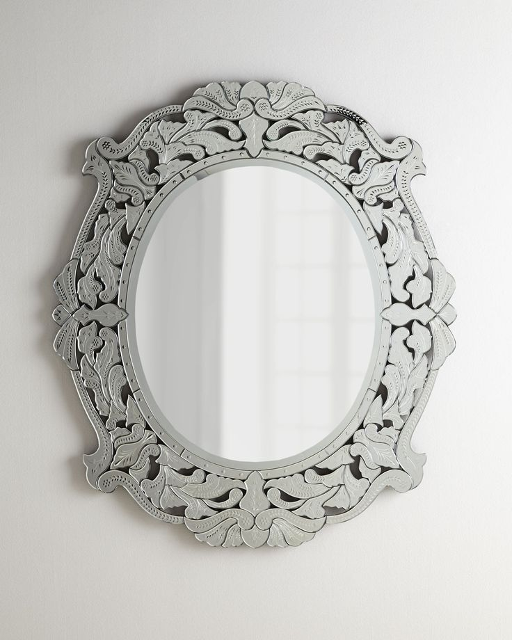 Emilia Venetian Mirror - Horchow | Project Concepts | Suz LA | Pinter ...