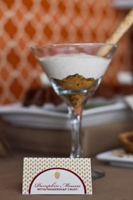 ... gingersnap pecan crust pumpkin chiffon mousse with gingersnap crust