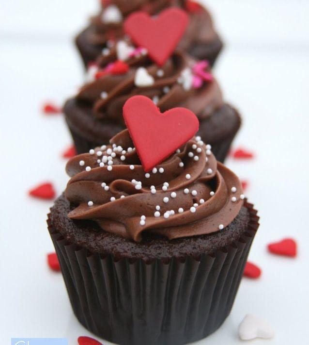 valentine cupcakes to make