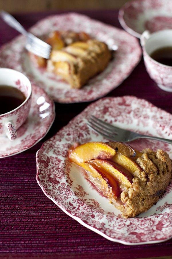 Plum Nectarine Whole Wheat Pie/Galette Recipe - Perfect use of ...