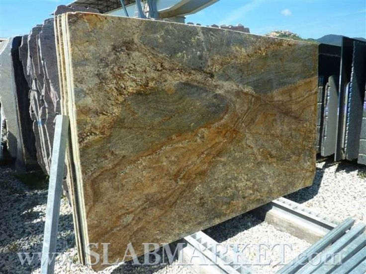 Aj Brown Granite is what we chose for the kitchen. Went in