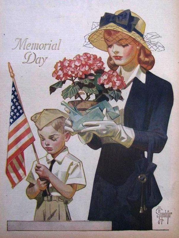 memorial day advertising ideas