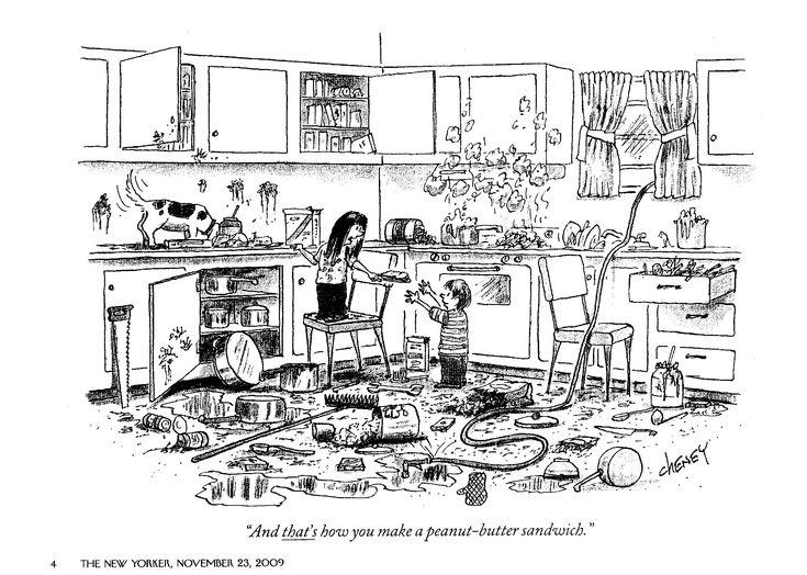 kitchen sanitation cartoon food safety 101 pinterest. Black Bedroom Furniture Sets. Home Design Ideas
