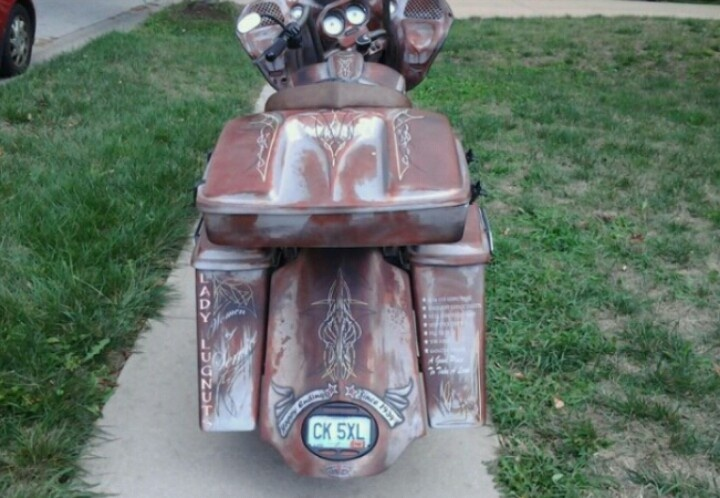 Rat bagger motorcycles pinterest