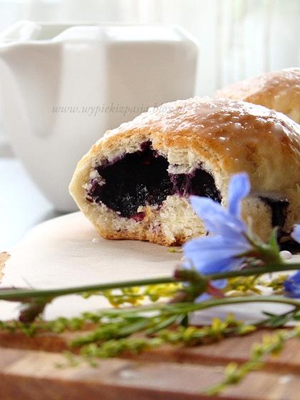 jagodzianki | Blueberry Bliss | Pinterest