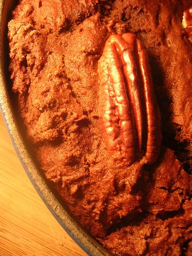 Chocolate Banana Bread With Teff Flour Recipe — Dishmaps
