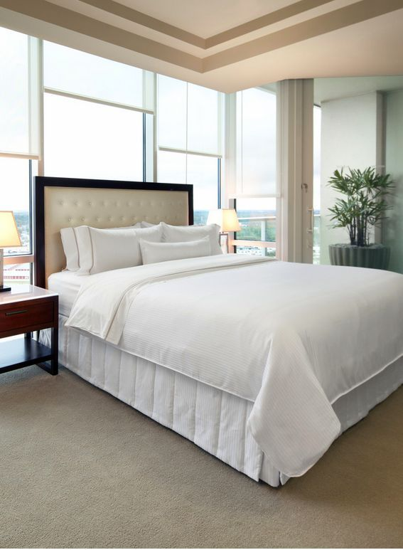 Heavenly Bed at the Westin Houston Home Ideas