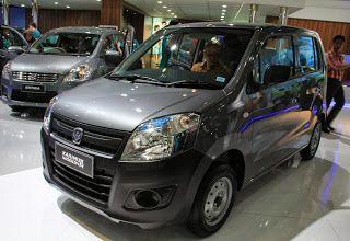 Dunia Otomotif: Suzuki Karimun Wagon R, Mobil LCGC Suzuki