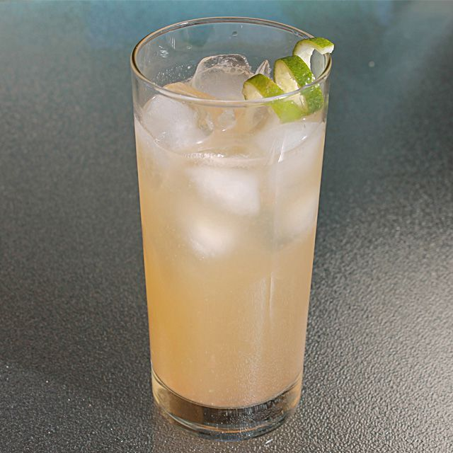 Gin Rickey | Cocktails | Pinterest