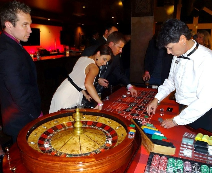 aces and eights casino rentals for parties