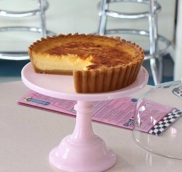Creme Brulee Pie Recipe — Dishmaps
