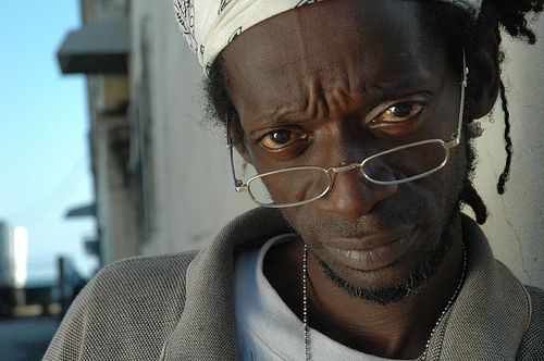 """From the archives: Belizean dub-poet Leroy """"The Grandmaster"""" Young"""