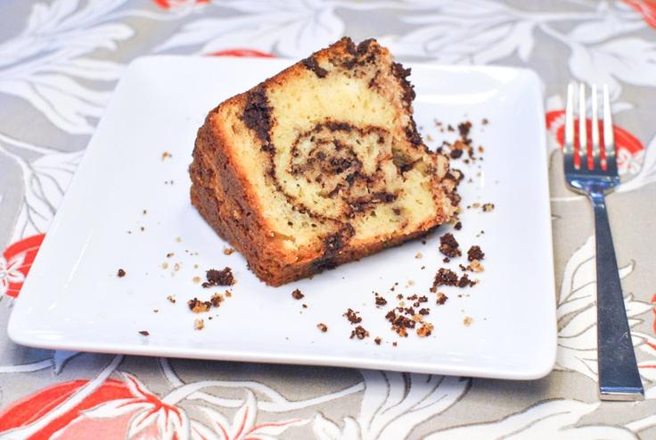 Chocolate Ripple Coffee Cake | Decorate This!