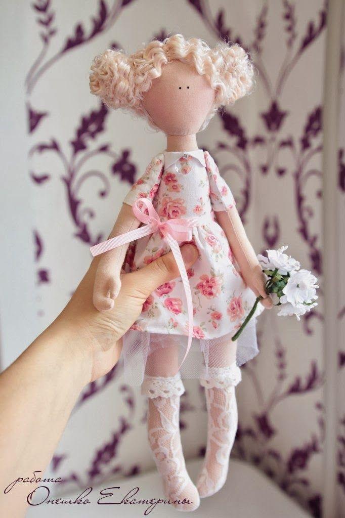 Как сшить куклу тильду своими руками для начинающих 93