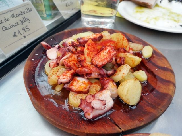 Octopus and Potato with Paprika | Food Perverts | Pinterest