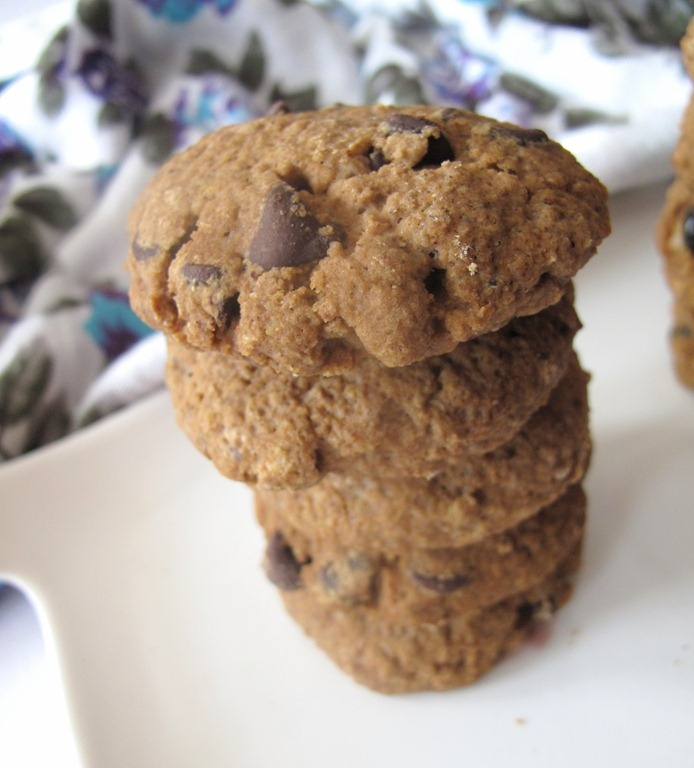 Quinoa Chocolate Chip Cookies | All Things Quinoa | Pinterest