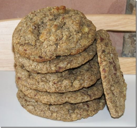 Buckwheat Oat Chocolate Chip Cookies (Whole Grain, Could Be Made ...
