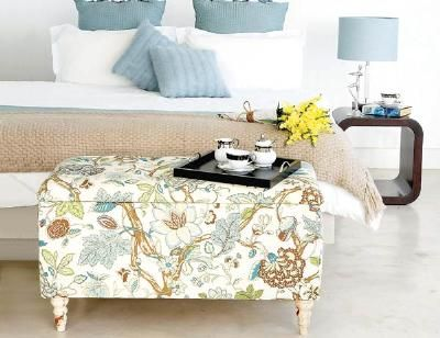 How to Make an Upholstered Ottoman