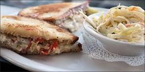Heartless Artichoke Sandwich (marinate artichokes, roasted red pepper ...