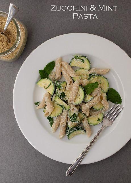 Zucchini Pasta With Ricotta Recipe — Dishmaps