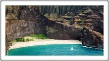 Honopu Beach- Kauai