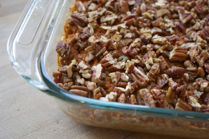 Sweet Potato and Apple Kugle (or Casserole for Easter)   Meghan ...