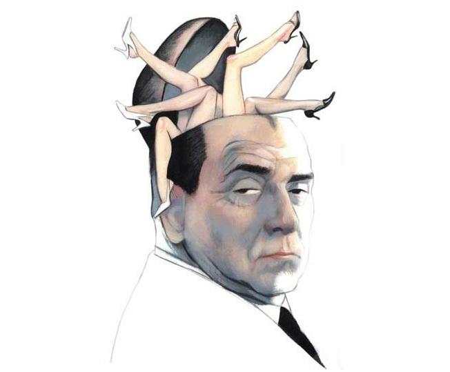 """Fernando Vicente """"Berlusconi"""""""