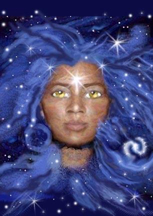 Pin by Feri Tradition on Star Goddess | Pinterest