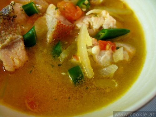Mexican Fish Soup Easy And Delicious Recipes Pinterest