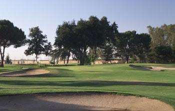 fresno golf course