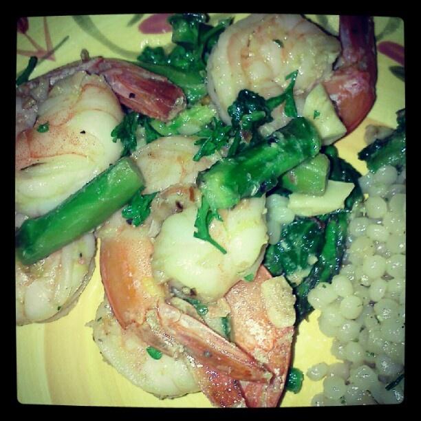 Spicy Garlic Shrimp | Recipes | Pinterest