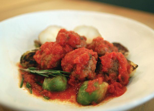 Paprika Lamb Meatballs Recipe Try a little smoked paprika in your lamb ...