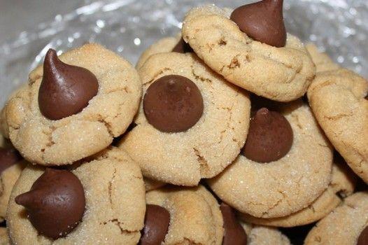 Chocolate Kiss Cookies Allrecipes