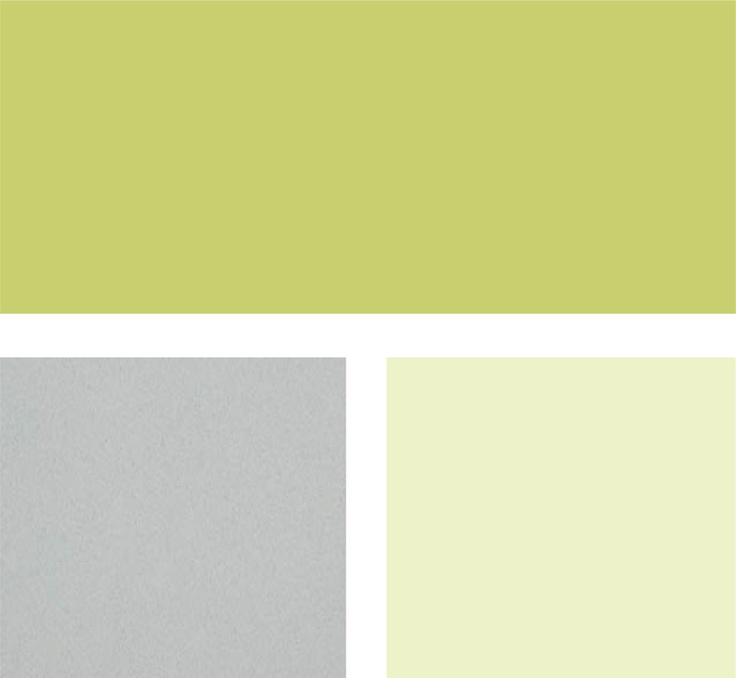 grey chartreuse and pale yellow green paint colors pinterest