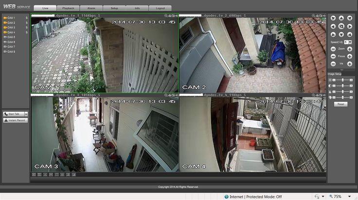 Cách lắp camera quan sát gia đình biệt thự như thế nào