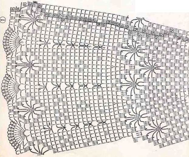 Free Crochet Pattern For Round Tablecloth : Pin by Karla Lumpkin on Crafts Pinterest
