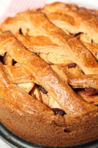 classic dutch apple pie | YUMMY treats | Pinterest