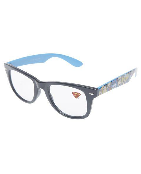 superman quot clear lens sunglasses fashion