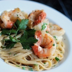 Shrimp scampi | Food and Drink :) yum | Pinterest