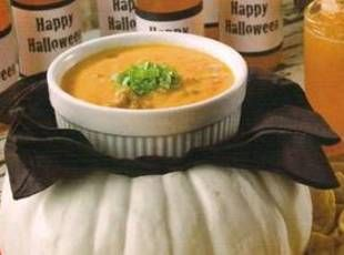 Spooky Spicy Dip Recipe | Dip dip bo bip | Pinterest