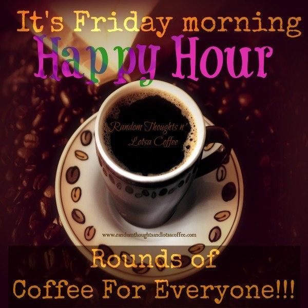 Friday coffee | Coffee Jitters | Pinterest