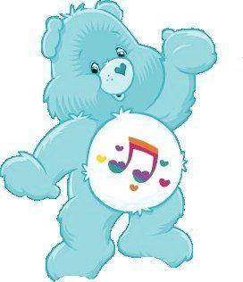 heartsong care bears pinterest