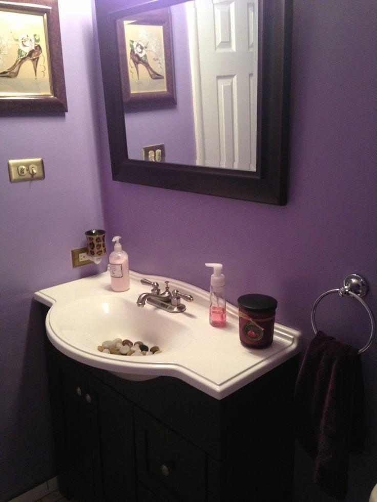 Powder Room Home Decor Pinterest