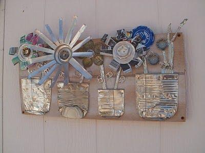 Upcycled Art