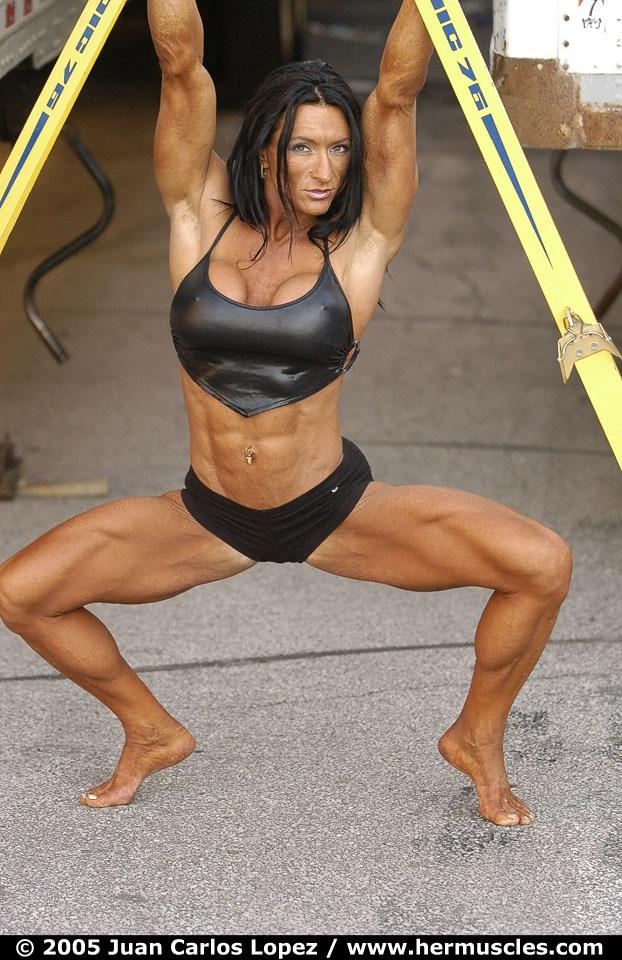 Lol denise masino 42 female bodybuilder