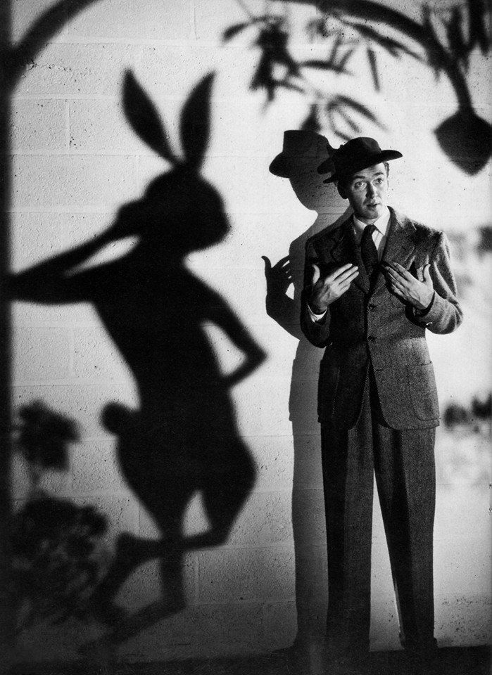 Jimmy Stewart, Harvey, 1950 | Classic Hollywood 1950s ...