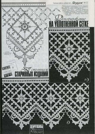 Russian Crochet on Pinterest