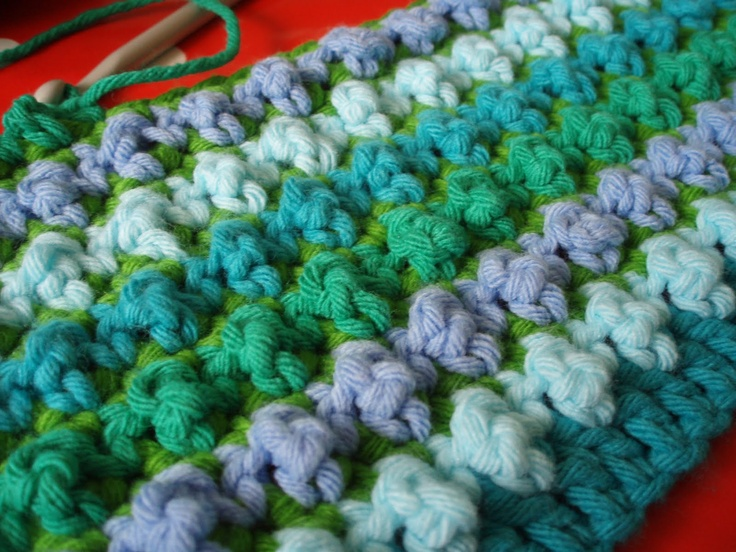 Crochet Stitches With Texture : Textured crochet..looks like I will have to try this