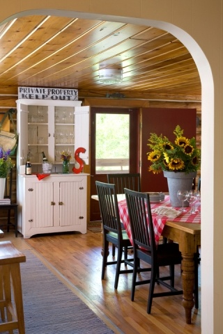 The Kitchen In The Barn Home Dream Homes Pinterest