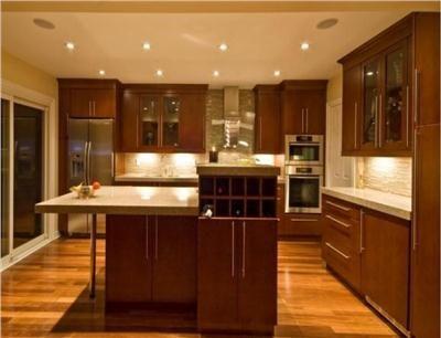 Cozy Contemporary Kitchen by Anastasia Rentzos